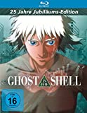 Ghost in the Shell [25 Jahre Jubiläums-Edition] (Mediabook) [Blu-ray]