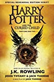 Harry Potter and the Cursed Child - Parts I & II (Special Rehearsal Edition)
