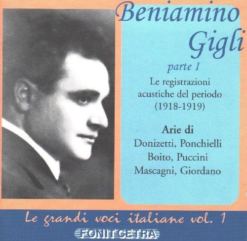 Great Italian Voices 1 [Import USA]