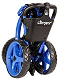 Clicgear Unisex's 3.5 Plus Trolley, Blue, One Size