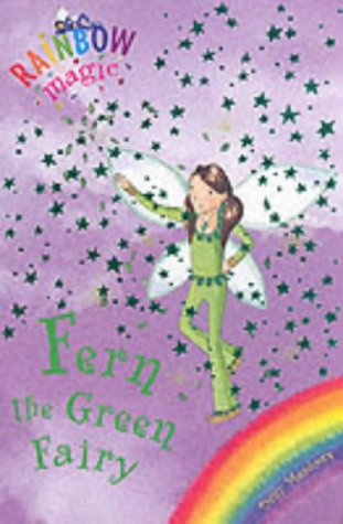 Fern the Green Fairy: The Rainbow Fairies Book 4 (Rainbow Magic)