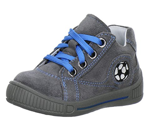 Legero  7-00054-06, {Chaussures premiers pas pour bébé (garçon) Stone Kombi