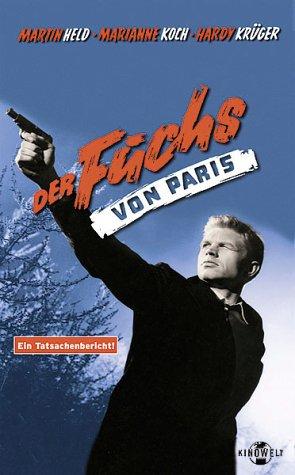 Der Fuchs von Paris [VHS]