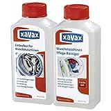 Xavax Waschmaschinen Entkalker Pflege-Set