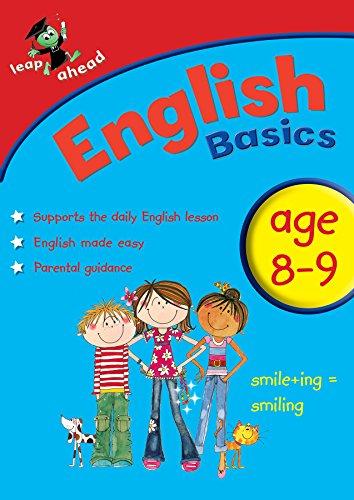 English Basics 8-9 (Leap Ahead S.)