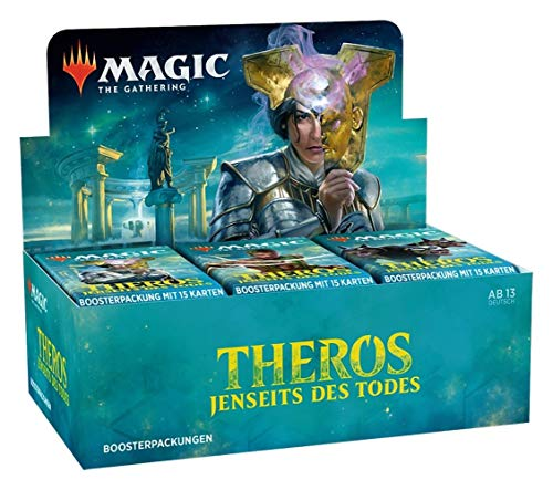 Magic The Gathering - Theros Jenseits des Todes - Boosters / Displays Auswahl | DEUTSCH | Sammelkartenspiel TCG, Booster:36er (Display)