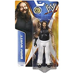WWE Basic 39 Bray Wyatt Wrestling Action Figure