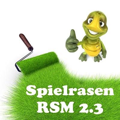 Spielrasen RSM 2.3 10 kg Rasensamen Rasensaat Rasenmischung von KAS-Stralsund bei Du und dein Garten