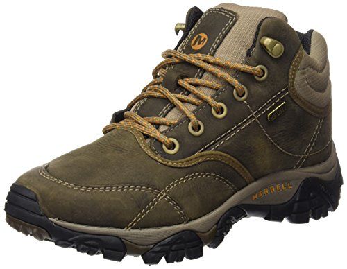 merrell-moab-rover-mid-waterproof-mens-lace-up-trekking-and-hiking-shoes-kangaroo-10-uk