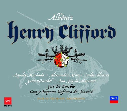 Albéniz: Henry Clifford (Opera in 3 Acts) - Edición crítica de José De Eusebio - Act 2 - These honest men against their will are outlaws
