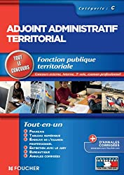Adjoint administratif territorial Tout le concours