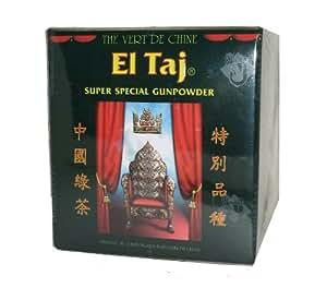 Thé vert de Chine supérieur El Taj250 g.