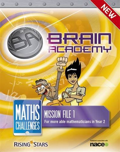 Brain Academy: Maths Challenges Mission File 1