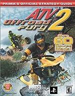 Atv Offroad Fury 2 - Prima's Official Strategy Guide de Prima Temp Authors