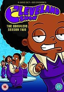 The Cleveland Show - Season 2 [DVD] [NTSC]