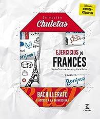 Ejercicios de francés para bachillerato par  Fortes  Marie / Merceur  Marie Christine