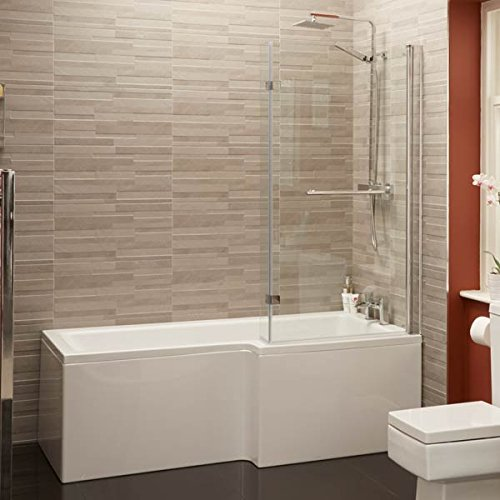shower-bath-tub-l-shape-acrylic-white-1700-right-hand-bathtub-includes-front-panel-with-shower-scree