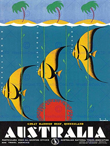 great-barrier-reef-queensland-australia-fish-tropical-vintage-poster-affiche-art-980py