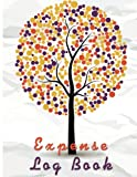 #9: Expense Log Book: The Best Daily Expenses Tracker, Spending Log Book, Business Expense Log: Perfect for Payment Tracker