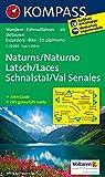 Naturns -Latsch-Schnalsta 52 GPS wp kompass D/I