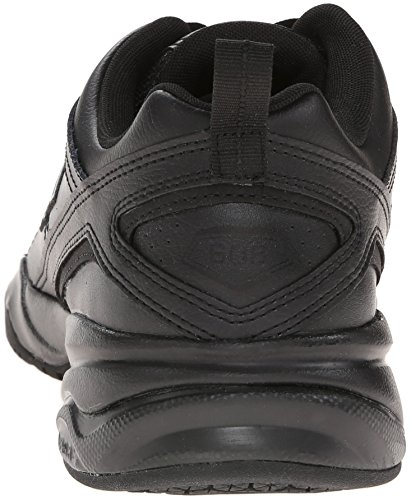 New Balance Men's MX608V4 Training Shoe,Black,10 2E US Black
