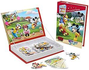 Falomir Magnet Story Disney Classic, Juego de Mesa, Infantil, (1)