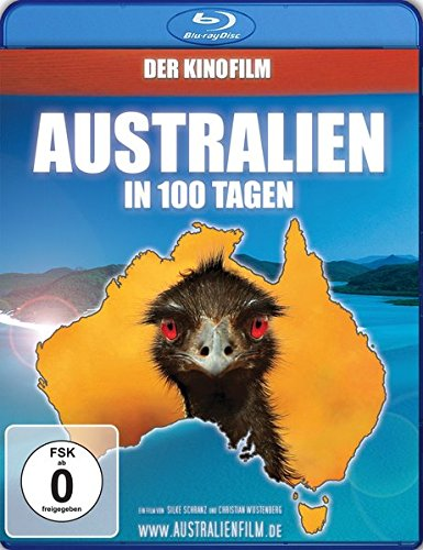 Australien in 100 Tagen: Der Kinofilm - Blu-ray