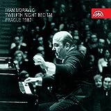 Ivan Moravec - Twelfth Night Recital, Prag 1987