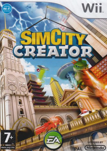 Simcity Creator Wii Uk