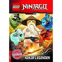 LEGO® NINJAGO™ Ninja-Legenden: Lesebuch