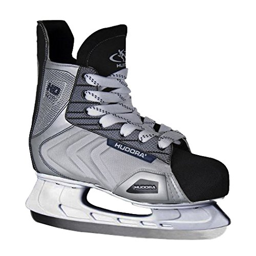 Hudora HD-216 Ice - Skates in parallel for men hockey and ice hockey, size 44