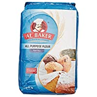 ‏‪Al Baker Maida, 2 Kg Carton Plain New Packing‬‏
