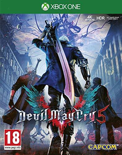 Devil May Cry 5 (Xbox One) [Deutsch, Englisch, Französisch, Italienisch, Spanisch]