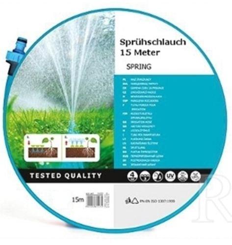 Sprühschlauch Gartenschlauch 3-Kanal Bewässerungsschlauch Wasserschlauch 7,5m oder 15m von rg-vertrieb (15m)