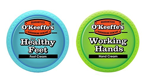 O'Keeffe's Working Hands Cream + Healthy Feet :: Value Pack