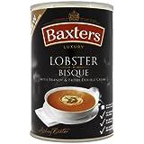 Baxter lujo sopa de langosta 3 x 400g