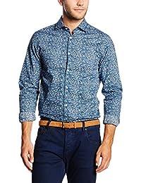 Mens Jprband Mao L/S Plain Casual Shirt Jack & Jones Wholesale Price Sale Online Extremely Best Place qjNwEc0I