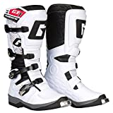 Gaerne Motocross-Stiefel GX-1 Evo Weiß Gr. 44
