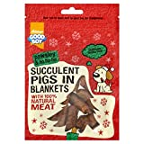 Pawsley Ho Ho Ho Succulent Pigs in Blankets 80 Gram