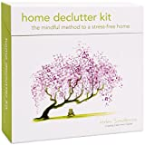 The Home Declutter Kit card and book set. The Mindful Method to a Stress Free Home