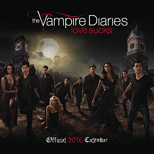 The Official Vampire Diaries 2016 Square Calendar (Calendar 2016)