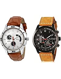 Codice Wrist Watch Analog Watches For Men & Boys Watch Combo Watch 2 Mens Watches