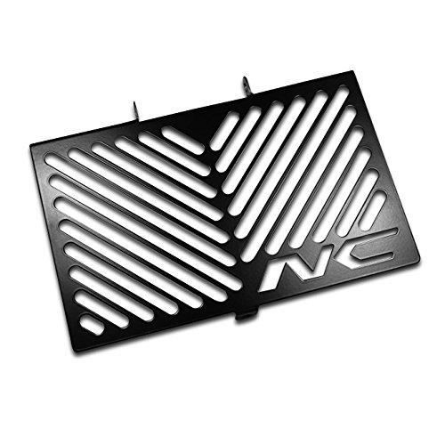 Preisvergleich Produktbild Kühlerabdeckung Honda NC 750 S/X 14-18 Logo schwarz