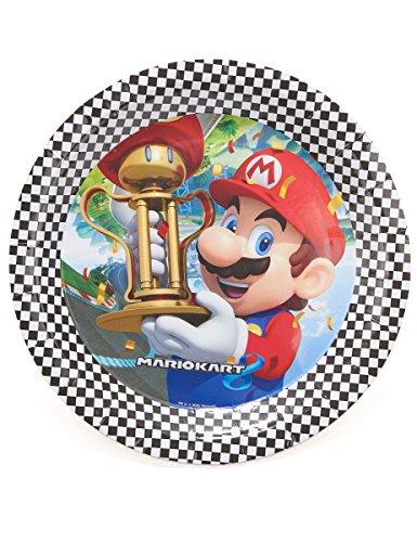 Generique - 8 Mario Pappteller