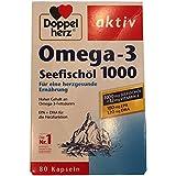 Doppelherz aktiv Omega-3 Seefischöl 1000,80Kapseln