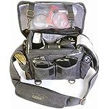 Kalahari K-11 Sacoche appareil photo Noir (Import Allemagne)