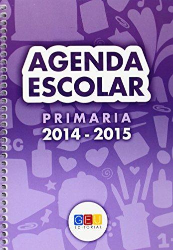 AGENDA ESCOLAR PRIMARIA 2014-2015 ESPIRAL