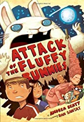 Attack of the Fluffy Bunnies by Andrea Beaty (2010-05-01)