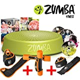 Zumba Fitness Incredible Results DVD Set + Step Rizer + Fitness Gewichte Set