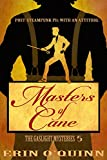 Front cover for the book Masters of Cane by Erin O'Quinn